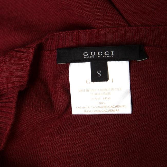 Gucci V-neck Sweater Image 4