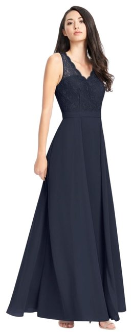 Preload https://img-static.tradesy.com/item/25671503/azazie-dark-navy-britney-long-formal-dress-size-4-s-0-1-650-650.jpg