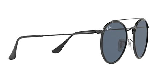 Ray-Ban Rounded Retro Style RB 3647N 002/R5 Free 3 Day Shipping - Retro Image 10