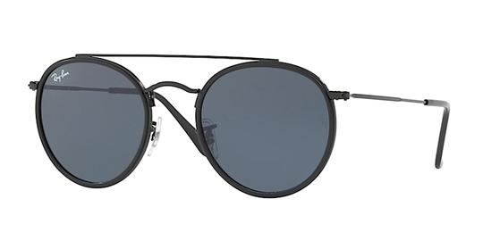Ray-Ban Rounded Retro Style RB 3647N 002/R5 Free 3 Day Shipping - Retro Image 3