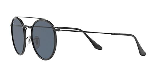 Ray-Ban Rounded Retro Style RB 3647N 002/R5 Free 3 Day Shipping - Retro Image 7