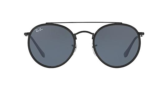 Ray-Ban Rounded Retro Style RB 3647N 002/R5 Free 3 Day Shipping - Retro Image 8