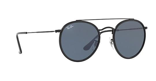 Ray-Ban Rounded Retro Style RB 3647N 002/R5 Free 3 Day Shipping - Retro Image 9