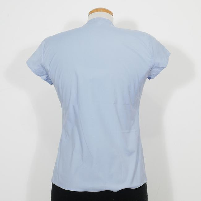 Eileen Fisher Top Morning Glory Blue Image 1