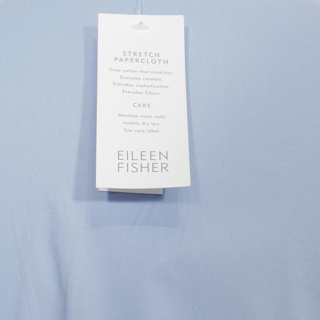 Eileen Fisher Top Morning Glory Blue Image 3