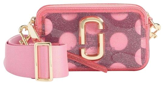 Marc Jacobs The Jelly Snapshot Pouch Retro Cross Body Bag Image 1