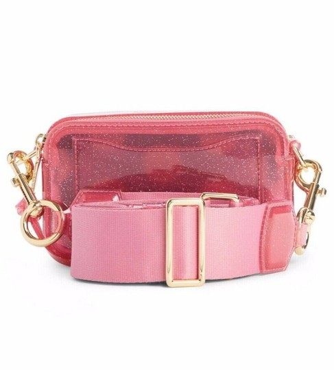 Marc Jacobs The Jelly Snapshot Pouch Retro Cross Body Bag Image 2