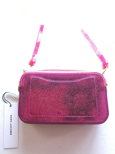 Marc Jacobs The Jelly Snapshot Pouch Retro Cross Body Bag Image 7