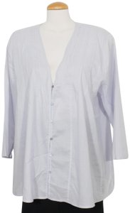 Eileen Fisher Top India Sky Blue