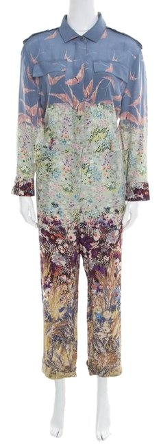 Preload https://img-static.tradesy.com/item/25671690/valentino-multicolor-l-garden-flora-and-fauna-printed-silk-jumpsuit-pant-suit-size-12-l-0-1-650-650.jpg
