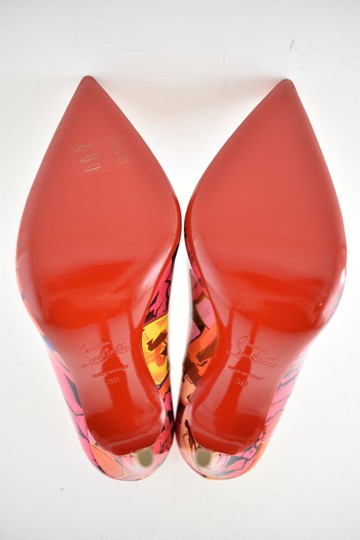 Christian Louboutin Pigalle Follies Stiletto Glitter Classic red Pumps Image 11