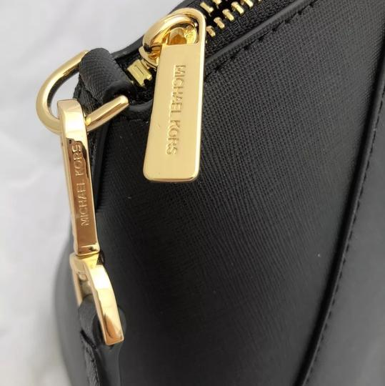 Michael Kors Satchel in Black Image 10