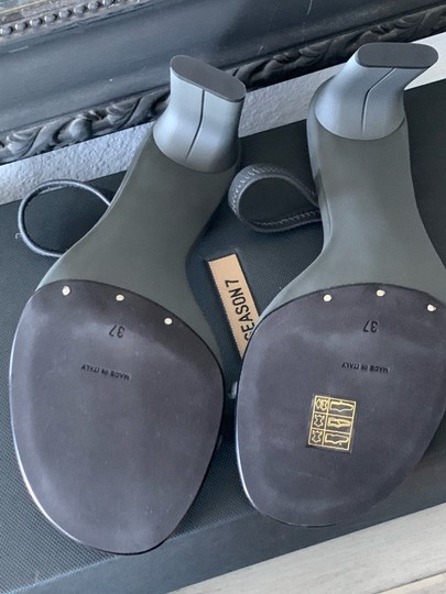 YEEZY Grey Sandals Image 2