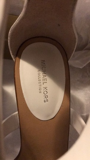 Michael Kors optic white Sandals Image 1