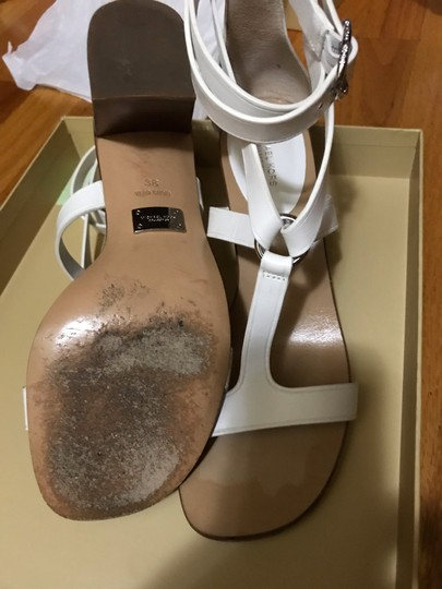 Michael Kors optic white Sandals Image 2