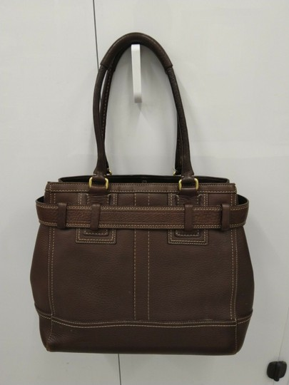Coach 1941 10214 Tote in Brown Image 1