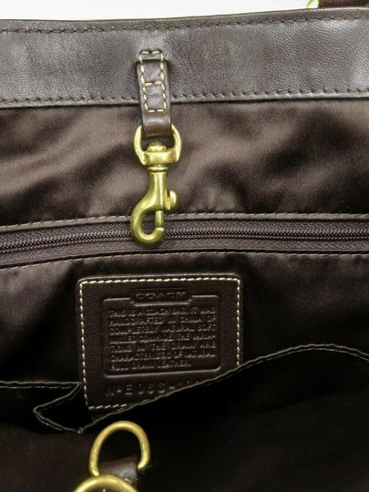 Coach 1941 10214 Tote in Brown Image 10