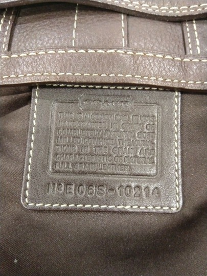 Coach 1941 10214 Tote in Brown Image 11