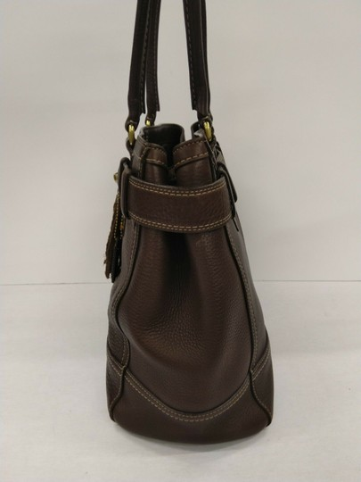 Coach 1941 10214 Tote in Brown Image 3
