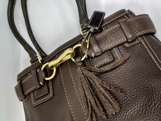 Coach 1941 10214 Tote in Brown Image 8