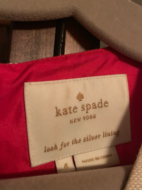 Kate Spade short dress red and white on Tradesy Image 2