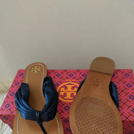 Tory Burch Perfect Navy Sandals Image 3