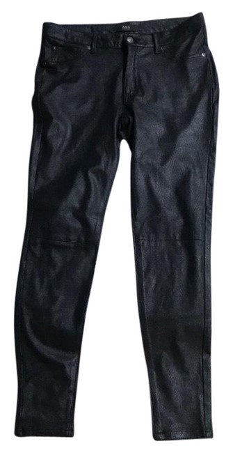 Preload https://img-static.tradesy.com/item/25671906/abs-by-allen-schwartz-black-coated-leggings-pants-size-8-m-29-30-0-1-650-650.jpg