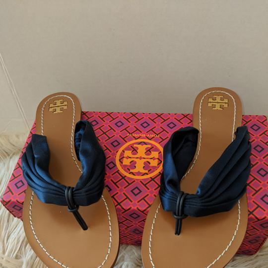 Tory Burch Perfect Navy Sandals Image 2
