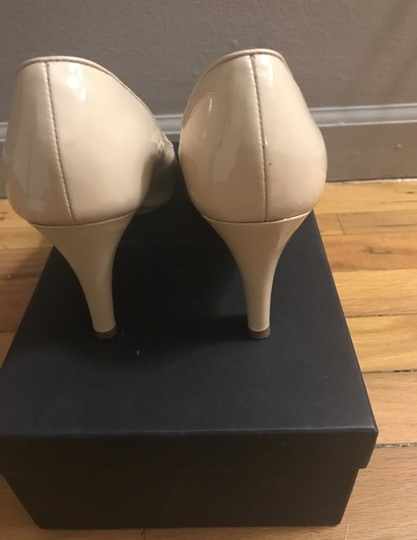 Marc by Marc Jacobs Nude Pumps Image 3