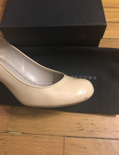 Marc by Marc Jacobs Nude Pumps Image 6