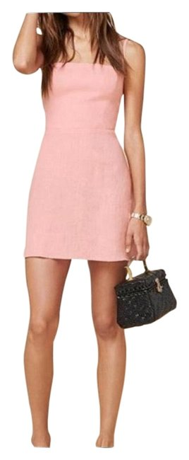 Preload https://img-static.tradesy.com/item/25672013/reformation-pink-auden-short-casual-dress-size-0-xs-0-1-650-650.jpg