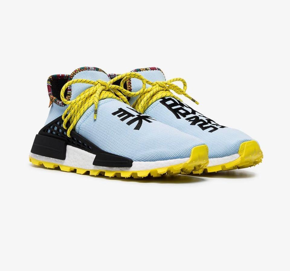 low priced ed8f8 f974d Solar Hu Nmd Sneakers