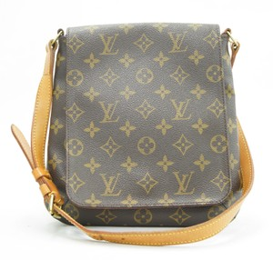 Louis Vuitton Musette Salsa Lv Monogram Shoulder Bag