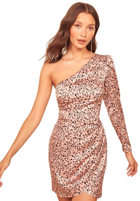 Item - Pink Panther Hyperion Short Night Out Dress Size 8 (M)