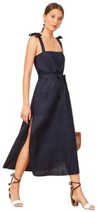 Navy Maxi Dress by Reformation