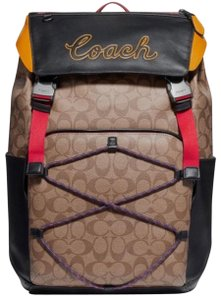 Coach Mens Back To School Work Backpack