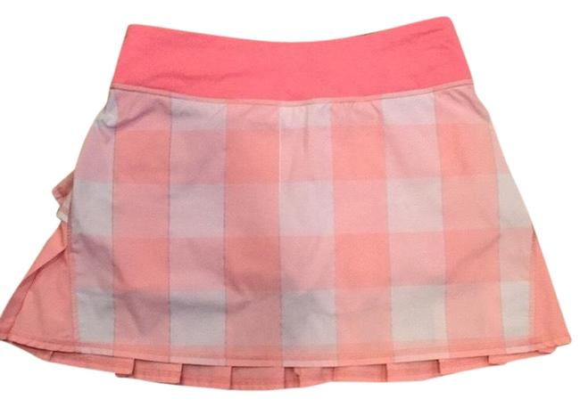 Item - Bleached Coral Pace Setter Activewear Bottoms Size 4 (S)