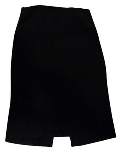 Express Pencil High Waist Skirt Black