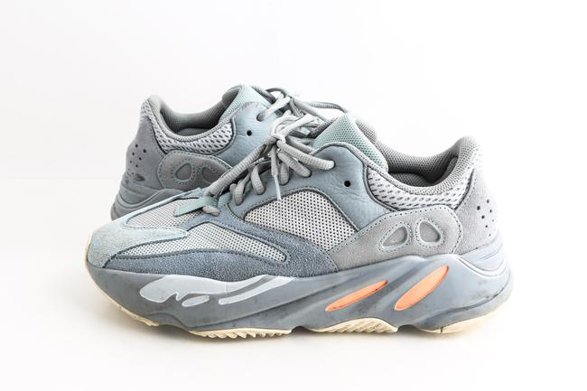 Item - Grey Boots 700 Shoes