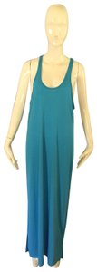 Turquoise Maxi Dress by Echo