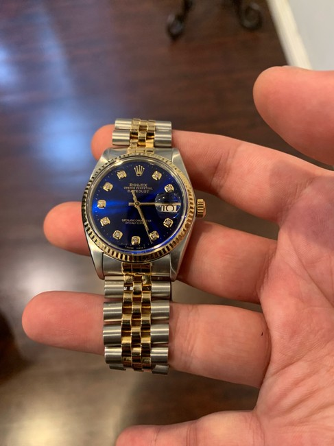 Datejust rolex oyster perpetual What's in