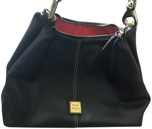 Dooney & Bourke Leather Purse Extra Large Purse Hobo Bag