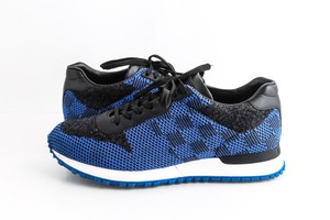 Louis Vuitton Blue Run Away Sneakers Shoes