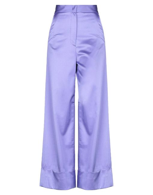 Item - Lilac 42 Made In Italy Unhemmed Pants Size 8 (M, 29, 30)