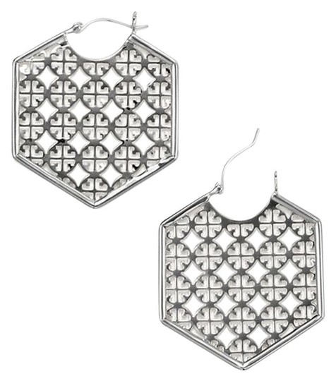 Tory Burch Tory burch Perforated Earrings Image 2