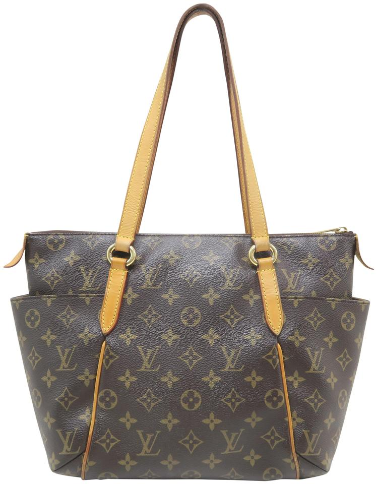 7d839e7f Louis Vuitton Totally Pm Brown Monogram Canvas Tote