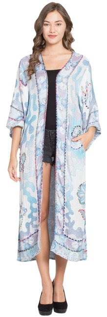 Item - Multicolor Rivka Duster Jacket Size OS (one size)
