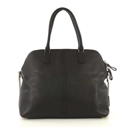Valentino Va Voom Bowling Leather Tote in black Image 3