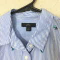 J.Crew Button Down Shirt blue Image 4