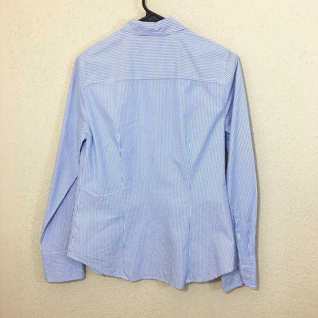 J.Crew Button Down Shirt blue Image 5